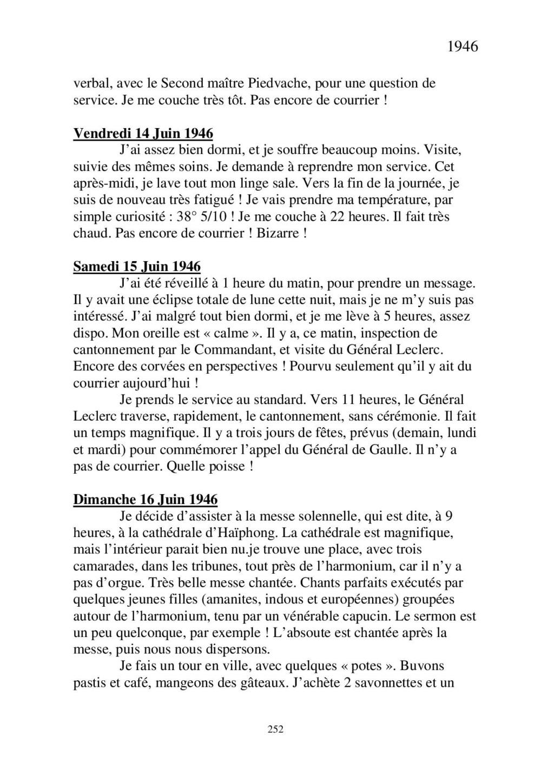 [ Histoire et histoires ] Mon oncle Georges Le Brazic - Carrière Marine, du Maquis à l'Indochine de 44 à 48 - Page 3 Livre489