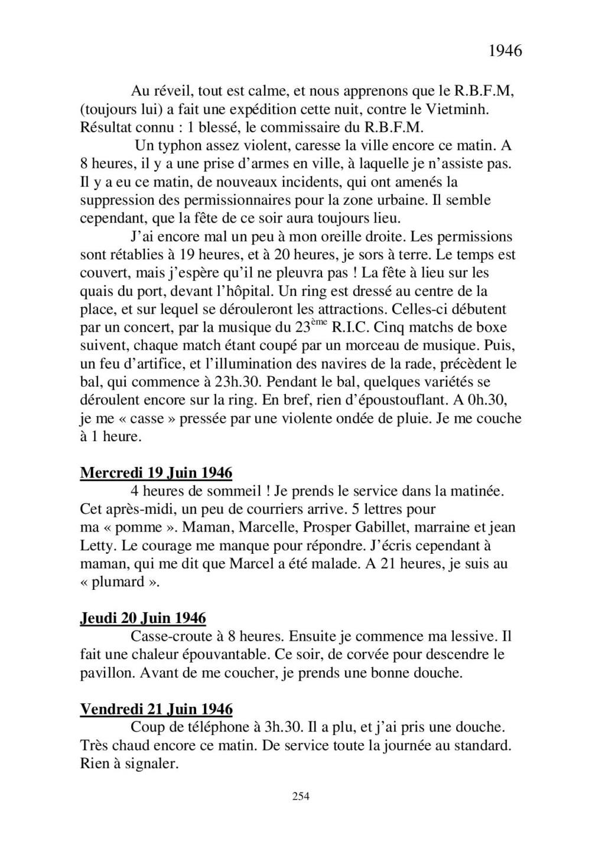 [ Histoire et histoires ] Mon oncle Georges Le Brazic - Carrière Marine, du Maquis à l'Indochine de 44 à 48 - Page 3 Livre491