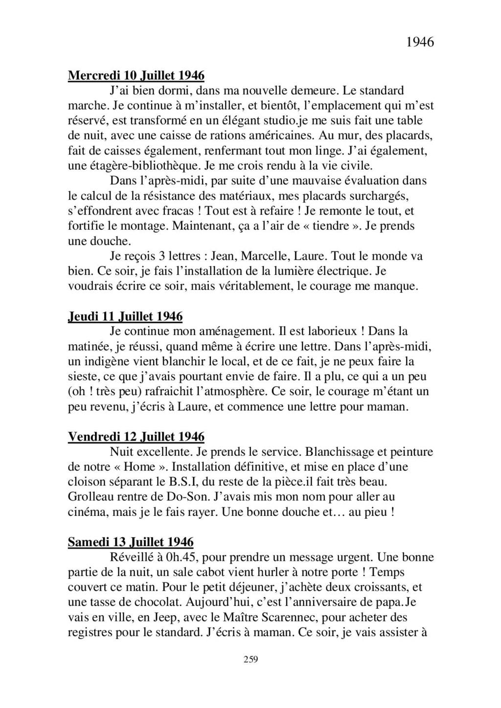 [ Histoire et histoires ] Mon oncle Georges Le Brazic - Carrière Marine, du Maquis à l'Indochine de 44 à 48 - Page 3 Livre497