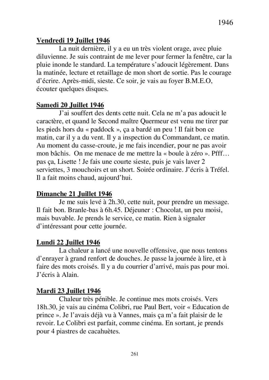 [ Histoire et histoires ] Mon oncle Georges Le Brazic - Carrière Marine, du Maquis à l'Indochine de 44 à 48 - Page 3 Livre499
