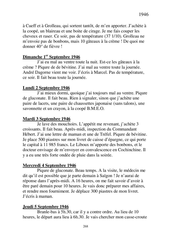 [ Histoire et histoires ] Mon oncle Georges Le Brazic - Carrière Marine, du Maquis à l'Indochine de 44 à 48 - Page 3 Livre506