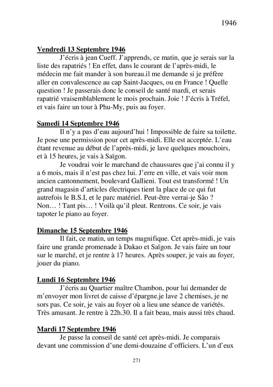 [ Histoire et histoires ] Mon oncle Georges Le Brazic - Carrière Marine, du Maquis à l'Indochine de 44 à 48 - Page 3 Livre509