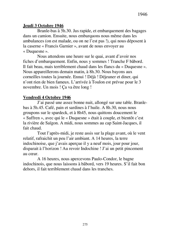 [ Histoire et histoires ] Mon oncle Georges Le Brazic - Carrière Marine, du Maquis à l'Indochine de 44 à 48 - Page 3 Livre513