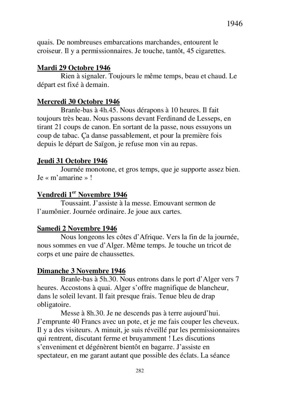 [ Histoire et histoires ] Mon oncle Georges Le Brazic - Carrière Marine, du Maquis à l'Indochine de 44 à 48 - Page 3 Livre521