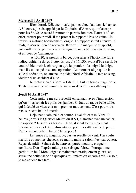 [ Histoire et histoires ] Mon oncle Georges Le Brazic - Carrière Marine, du Maquis à l'Indochine de 44 à 48 - Page 3 Livre541