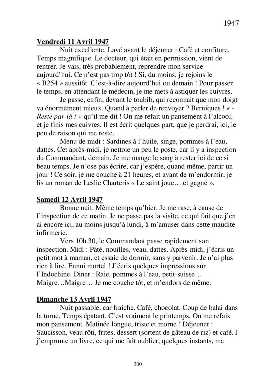 [ Histoire et histoires ] Mon oncle Georges Le Brazic - Carrière Marine, du Maquis à l'Indochine de 44 à 48 - Page 3 Livre542