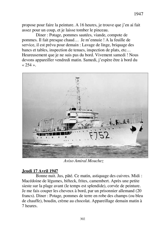 [ Histoire et histoires ] Mon oncle Georges Le Brazic - Carrière Marine, du Maquis à l'Indochine de 44 à 48 - Page 3 Livre543