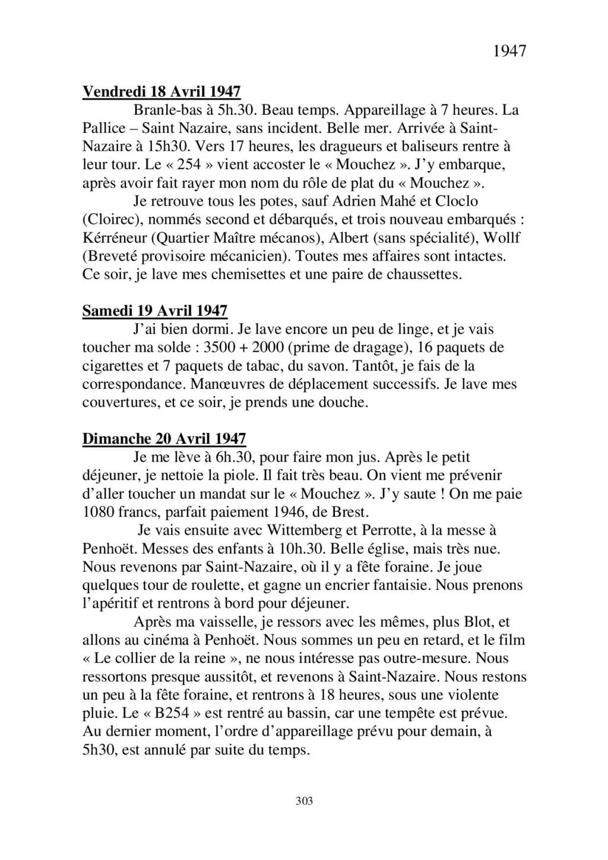 [ Histoire et histoires ] Mon oncle Georges Le Brazic - Carrière Marine, du Maquis à l'Indochine de 44 à 48 - Page 3 Livre545