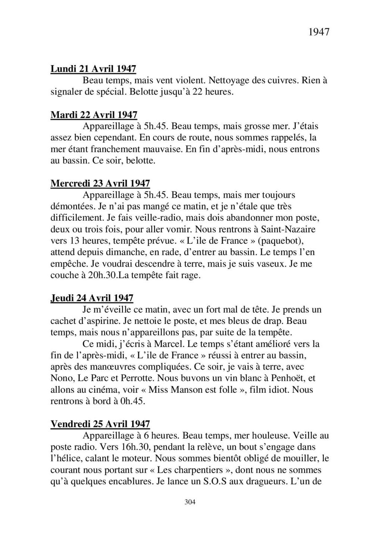 [ Histoire et histoires ] Mon oncle Georges Le Brazic - Carrière Marine, du Maquis à l'Indochine de 44 à 48 - Page 3 Livre546