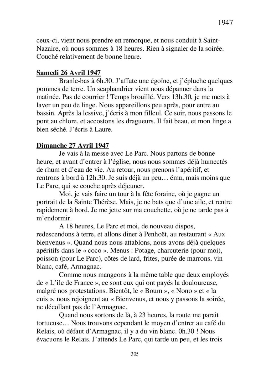 [ Histoire et histoires ] Mon oncle Georges Le Brazic - Carrière Marine, du Maquis à l'Indochine de 44 à 48 - Page 3 Livre548