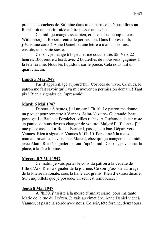 [ Histoire et histoires ] Mon oncle Georges Le Brazic - Carrière Marine, du Maquis à l'Indochine de 44 à 48 - Page 3 Livre552