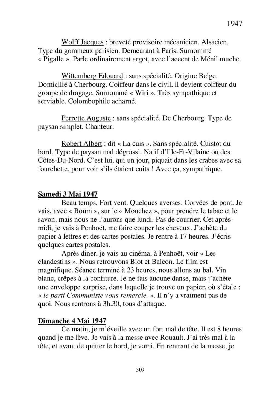 [ Histoire et histoires ] Mon oncle Georges Le Brazic - Carrière Marine, du Maquis à l'Indochine de 44 à 48 - Page 3 Livre553