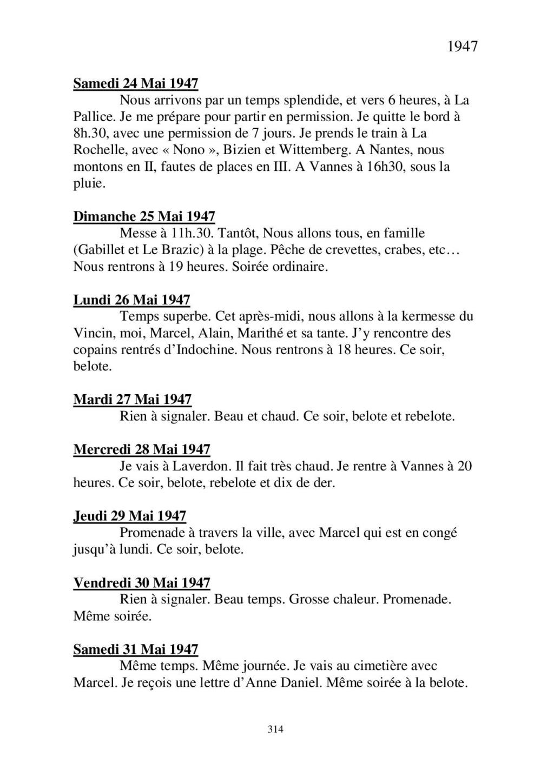 [ Histoires et histoire ] Mon oncle Georges Le Brazic - Carrière Marine, du Maquis à l'Indochine de 44 à 48 - Page 4 Livre557