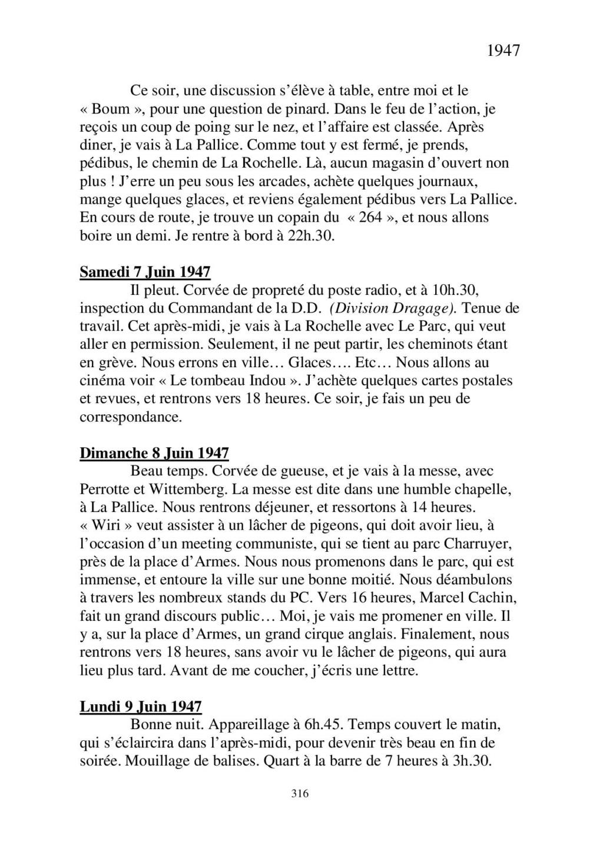 [ Histoires et histoire ] Mon oncle Georges Le Brazic - Carrière Marine, du Maquis à l'Indochine de 44 à 48 - Page 4 Livre558
