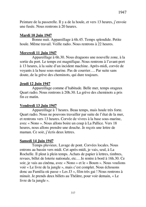 [ Histoires et histoire ] Mon oncle Georges Le Brazic - Carrière Marine, du Maquis à l'Indochine de 44 à 48 - Page 4 Livre560