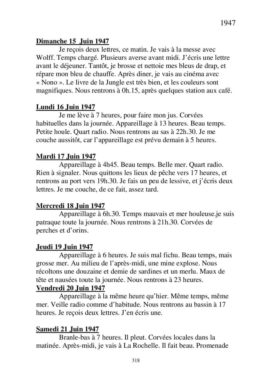 [ Histoires et histoire ] Mon oncle Georges Le Brazic - Carrière Marine, du Maquis à l'Indochine de 44 à 48 - Page 4 Livre561
