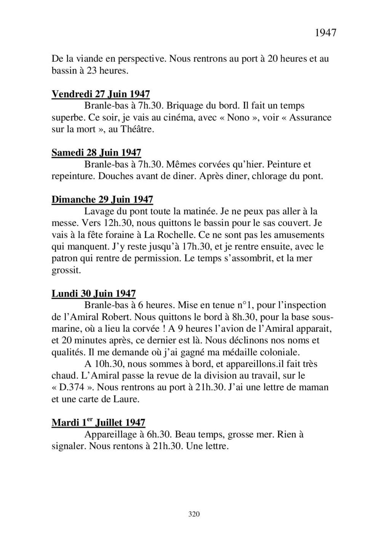 [ Histoires et histoire ] Mon oncle Georges Le Brazic - Carrière Marine, du Maquis à l'Indochine de 44 à 48 - Page 4 Livre563