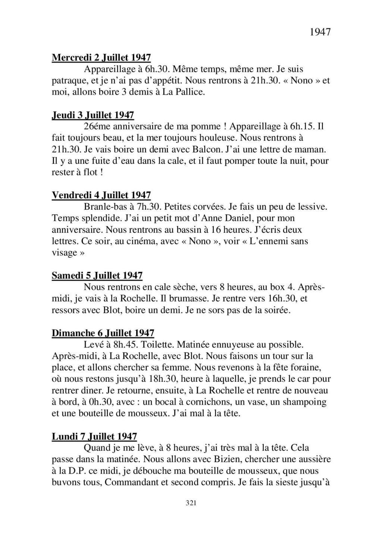 [ Histoires et histoire ] Mon oncle Georges Le Brazic - Carrière Marine, du Maquis à l'Indochine de 44 à 48 - Page 4 Livre566