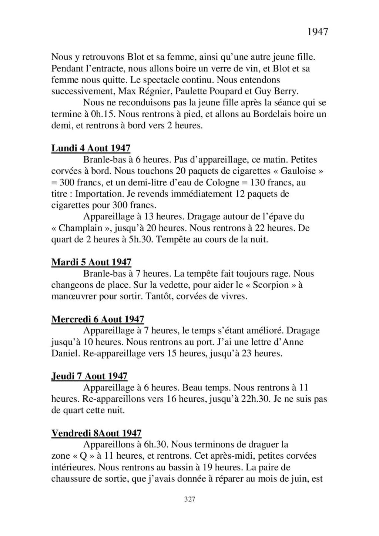 [ Histoires et histoire ] Mon oncle Georges Le Brazic - Carrière Marine, du Maquis à l'Indochine de 44 à 48 - Page 4 Livre573