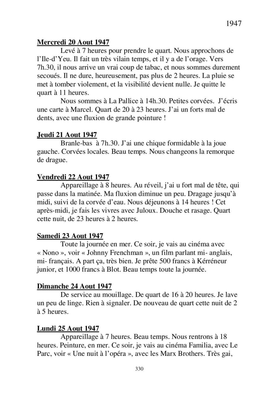 [ Histoires et histoire ] Mon oncle Georges Le Brazic - Carrière Marine, du Maquis à l'Indochine de 44 à 48 - Page 4 Livre574