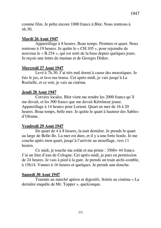 [ Histoires et histoire ] Mon oncle Georges Le Brazic - Carrière Marine, du Maquis à l'Indochine de 44 à 48 - Page 4 Livre577