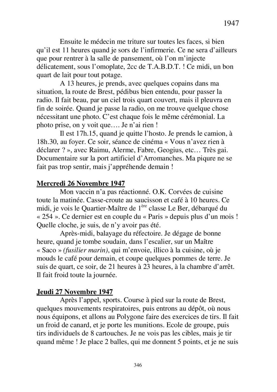 [ Histoires et histoire ] Mon oncle Georges Le Brazic - Carrière Marine, du Maquis à l'Indochine de 44 à 48 - Page 4 Livre593