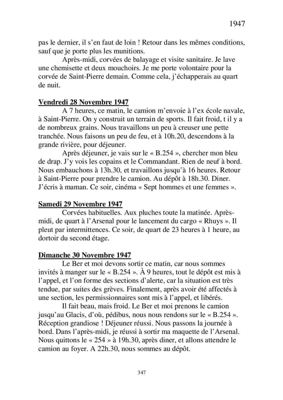 [ Histoires et histoire ] Mon oncle Georges Le Brazic - Carrière Marine, du Maquis à l'Indochine de 44 à 48 - Page 4 Livre594