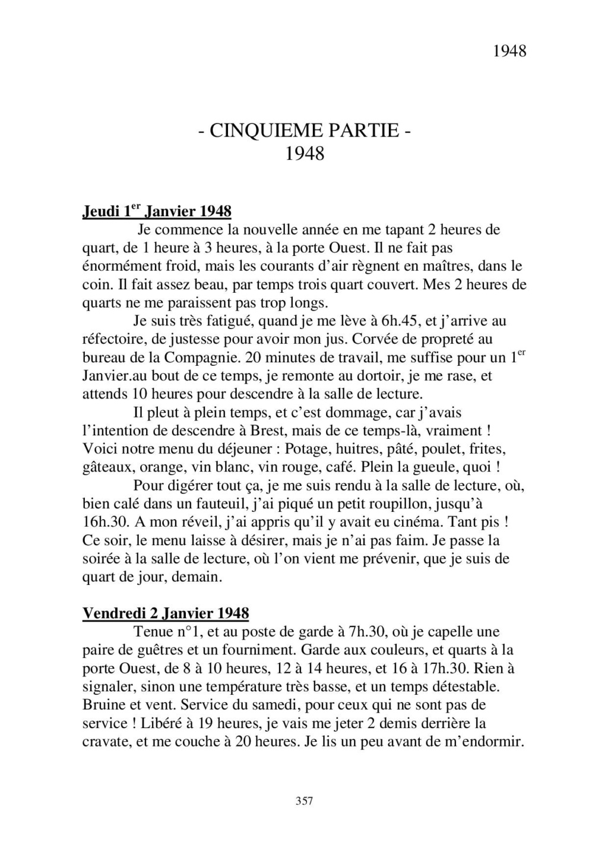 [ Histoires et histoire ] Mon oncle Georges Le Brazic - Carrière Marine, du Maquis à l'Indochine de 44 à 48 - Page 4 Livre605