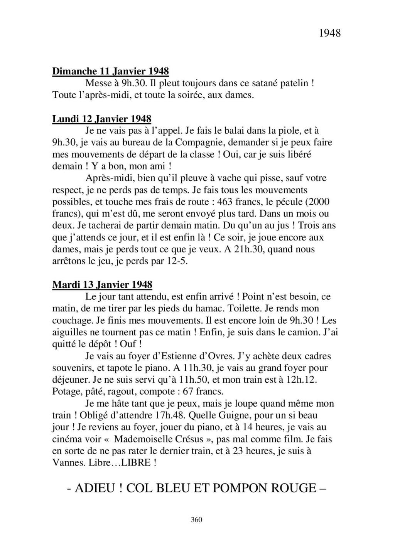 [ Histoires et histoire ] Mon oncle Georges Le Brazic - Carrière Marine, du Maquis à l'Indochine de 44 à 48 - Page 4 Livre606
