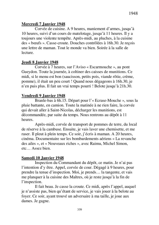 [ Histoires et histoire ] Mon oncle Georges Le Brazic - Carrière Marine, du Maquis à l'Indochine de 44 à 48 - Page 4 Livre607