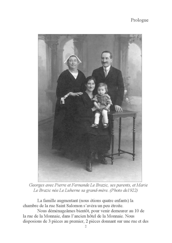 [ Histoires et histoire ] Mon oncle Georges Le Brazic - Carrière Marine, du Maquis à l'Indochine de 44 à 48 Livre_17