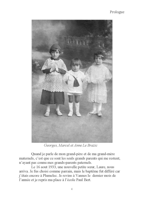 [ Histoires et histoire ] Mon oncle Georges Le Brazic - Carrière Marine, du Maquis à l'Indochine de 44 à 48 Livre_18