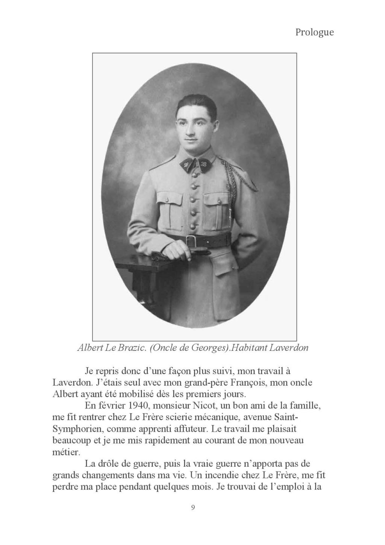 [ Histoires et histoire ] Mon oncle Georges Le Brazic - Carrière Marine, du Maquis à l'Indochine de 44 à 48 Livre_24