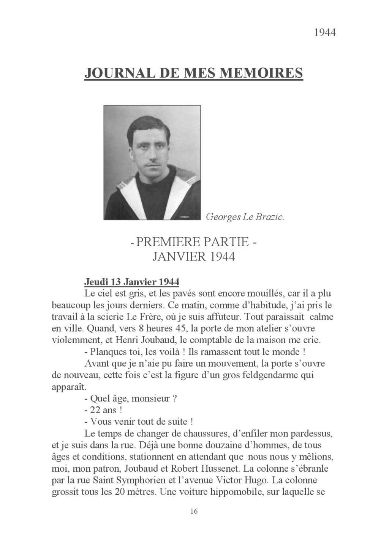 [ Histoires et histoire ] Mon oncle Georges Le Brazic - Carrière Marine, du Maquis à l'Indochine de 44 à 48 Livre_31