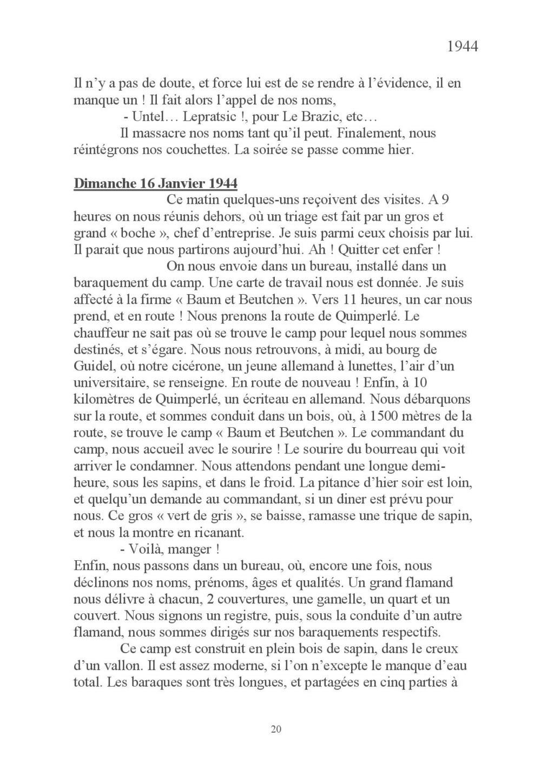 [ Histoires et histoire ] Mon oncle Georges Le Brazic - Carrière Marine, du Maquis à l'Indochine de 44 à 48 Livre_36