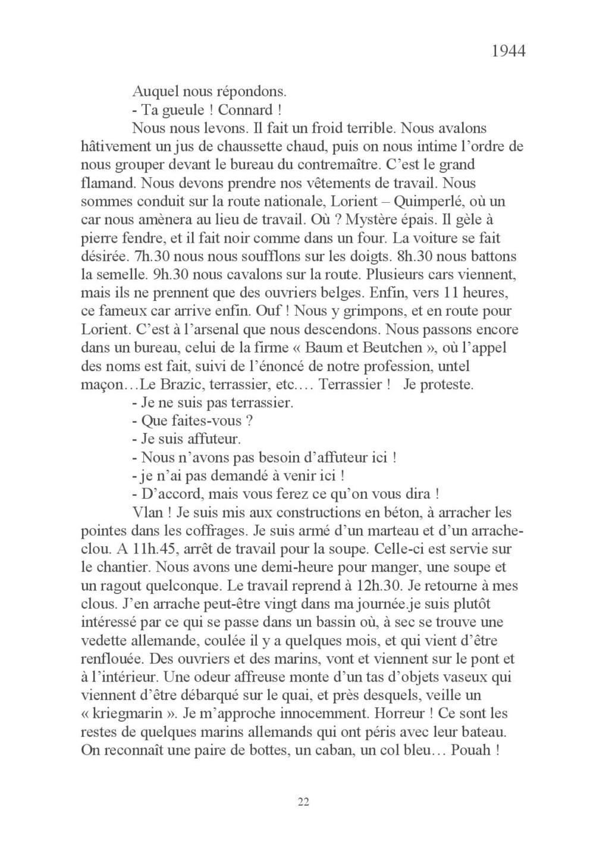 [ Histoires et histoire ] Mon oncle Georges Le Brazic - Carrière Marine, du Maquis à l'Indochine de 44 à 48 Livre_37