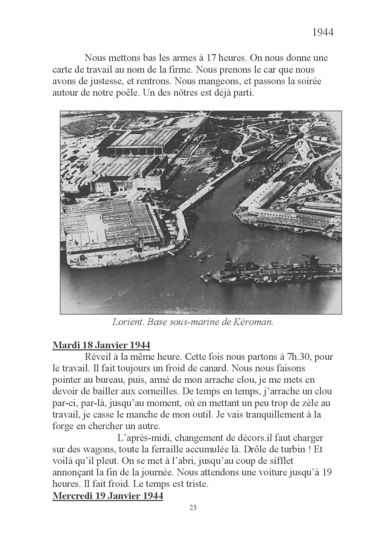 [ Histoires et histoire ] Mon oncle Georges Le Brazic - Carrière Marine, du Maquis à l'Indochine de 44 à 48 Livre_38