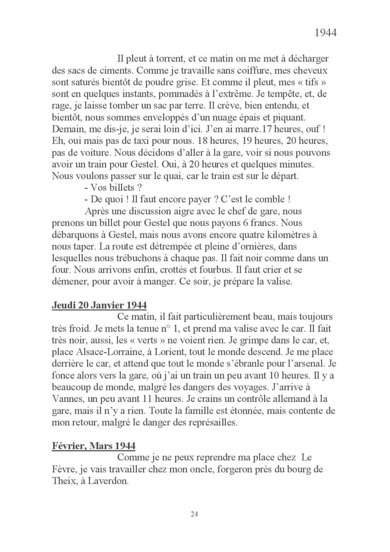 [ Histoires et histoire ] Mon oncle Georges Le Brazic - Carrière Marine, du Maquis à l'Indochine de 44 à 48 Livre_39