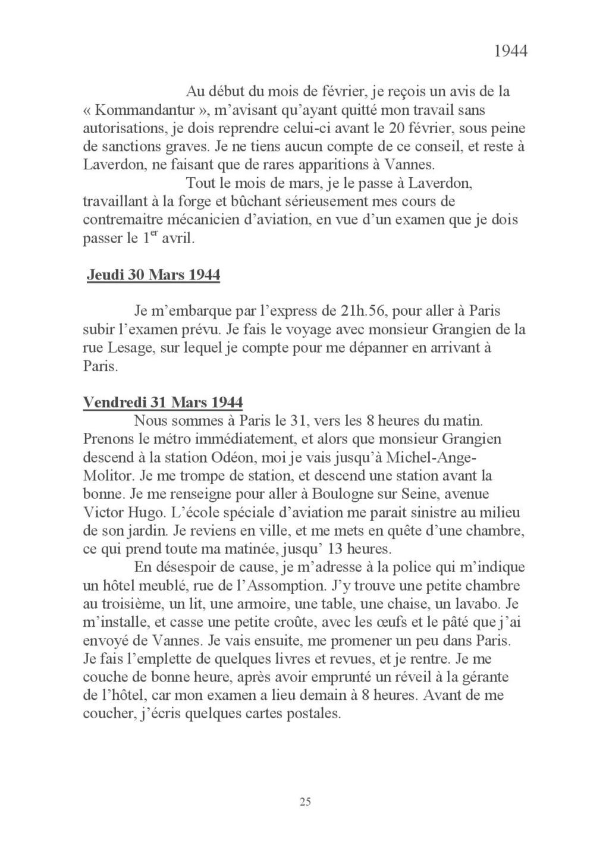 [ Histoires et histoire ] Mon oncle Georges Le Brazic - Carrière Marine, du Maquis à l'Indochine de 44 à 48 Livre_40