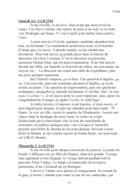 [ Histoires et histoire ] Mon oncle Georges Le Brazic - Carrière Marine, du Maquis à l'Indochine de 44 à 48 Livre_41