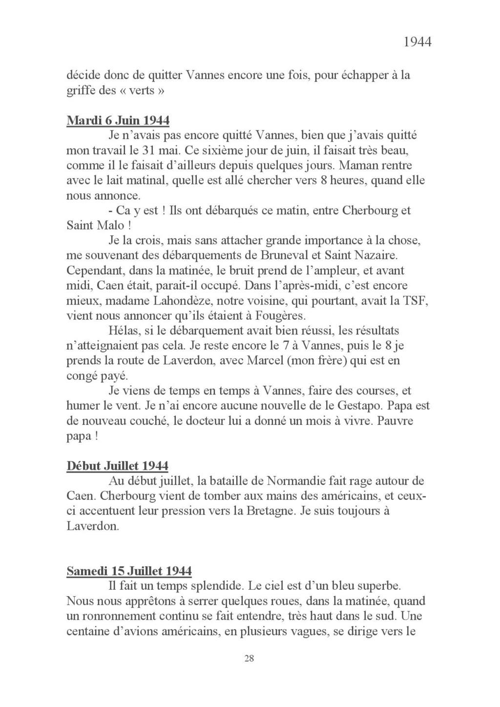 [ Histoires et histoire ] Mon oncle Georges Le Brazic - Carrière Marine, du Maquis à l'Indochine de 44 à 48 Livre_43