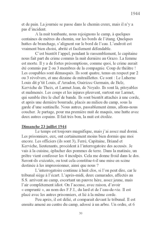 [ Histoires et histoire ] Mon oncle Georges Le Brazic - Carrière Marine, du Maquis à l'Indochine de 44 à 48 Livre_45