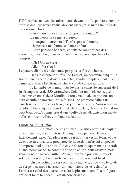 [ Histoires et histoire ] Mon oncle Georges Le Brazic - Carrière Marine, du Maquis à l'Indochine de 44 à 48 Livre_46