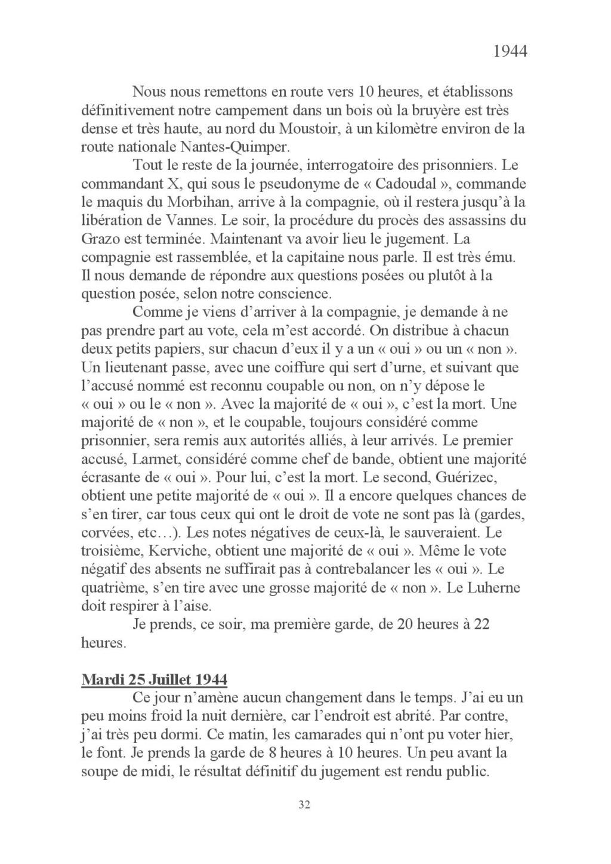 [ Histoires et histoire ] Mon oncle Georges Le Brazic - Carrière Marine, du Maquis à l'Indochine de 44 à 48 Livre_47