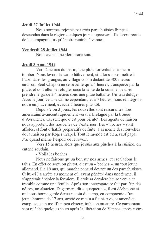 [ Histoires et histoire ] Mon oncle Georges Le Brazic - Carrière Marine, du Maquis à l'Indochine de 44 à 48 Livre_48