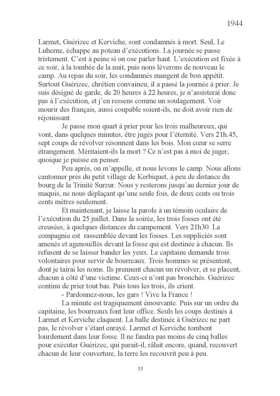 [ Histoires et histoire ] Mon oncle Georges Le Brazic - Carrière Marine, du Maquis à l'Indochine de 44 à 48 Livre_49