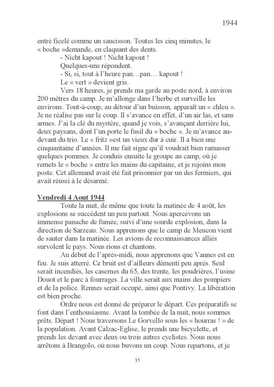 [ Histoires et histoire ] Mon oncle Georges Le Brazic - Carrière Marine, du Maquis à l'Indochine de 44 à 48 Livre_50