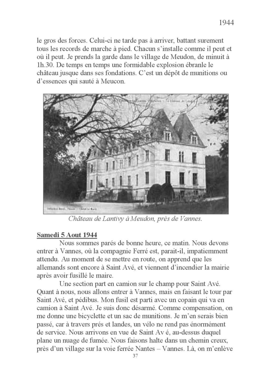 [ Histoires et histoire ] Mon oncle Georges Le Brazic - Carrière Marine, du Maquis à l'Indochine de 44 à 48 Livre_51