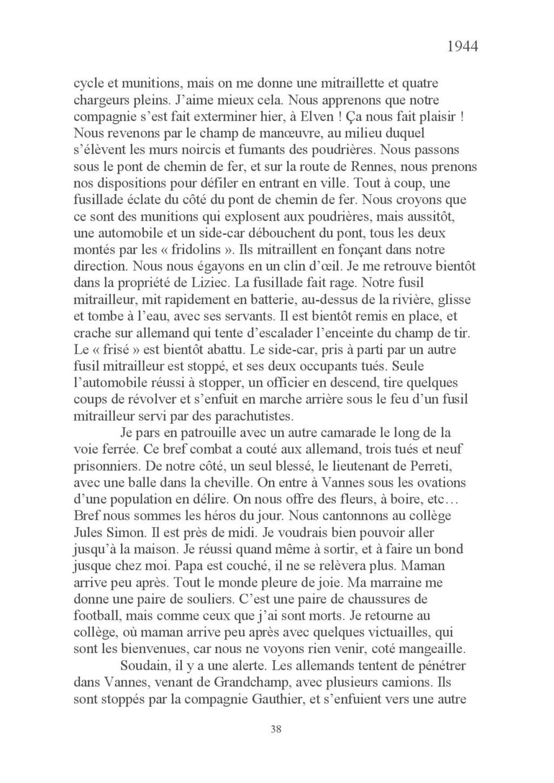 [ Histoires et histoire ] Mon oncle Georges Le Brazic - Carrière Marine, du Maquis à l'Indochine de 44 à 48 Livre_53