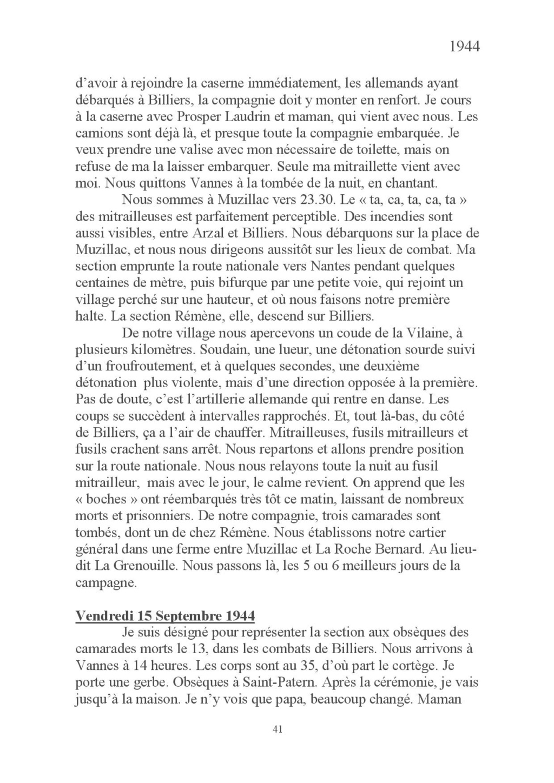 [ Histoires et histoire ] Mon oncle Georges Le Brazic - Carrière Marine, du Maquis à l'Indochine de 44 à 48 Livre_54